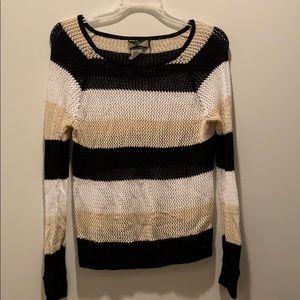 525 America Striped Sweater